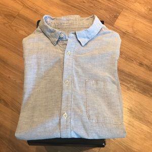 Lululemon button up shirt